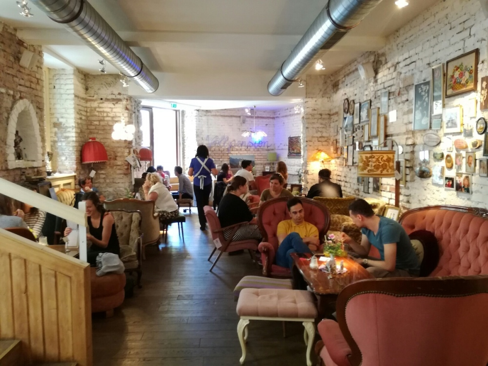 Top 10 Cafes In Vienna Barista At Home Rayson Brews